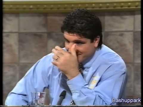 Bris Footy Show Files - Sam Newman v Mario Fenech (Sam wins)