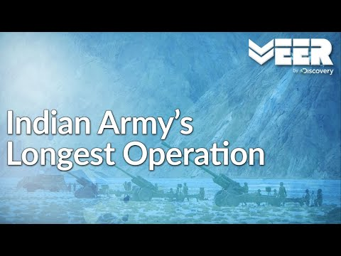 Operation Meghdoot | Indian Army's Longest Operation | Battle Ops | Veer by Discovery |ऑपरेशन मेघदूत