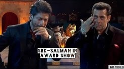 Srk Salman Award Show |Karan Arjun | Ye Bandhan to Pyaar ka Bandhan hai |