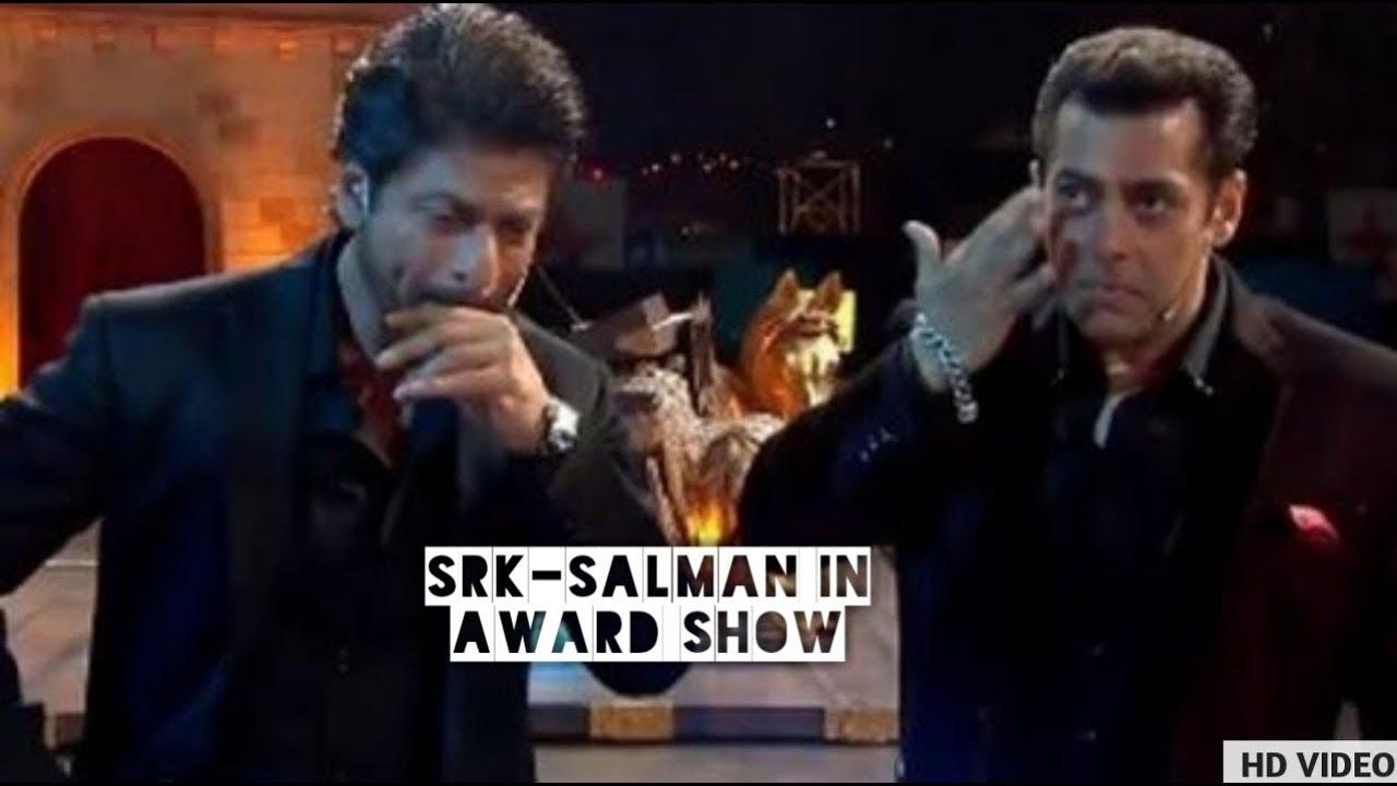 Download Srk Salman Award Show  Karan Arjun   Ye Bandhan to Pyaar ka Bandhan hai  