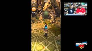 Lara Croft Relic Run, il runner con le pistole