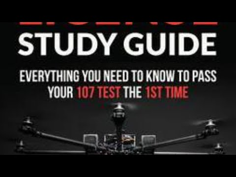 FAA Part 107 Study Guide (Read By Kindle)