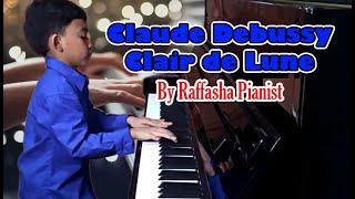 Claude Debussy - Clair de Lune | Raffasha Pianist