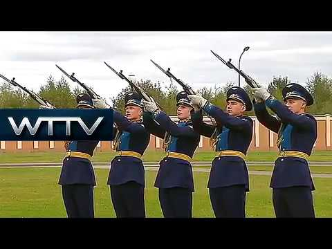 Russia: State funeral for Lieutenant-General killed in Syria