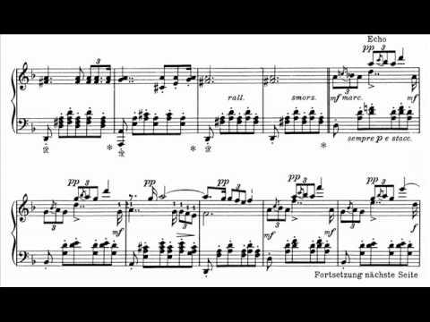 Hamelin plays Schubert/Liszt - Ständchen Audio + Sheet music