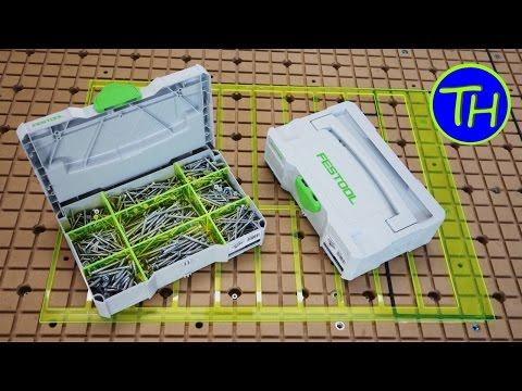 Festool MINI-SYSTAINER SYS-MINI insert [DIY]