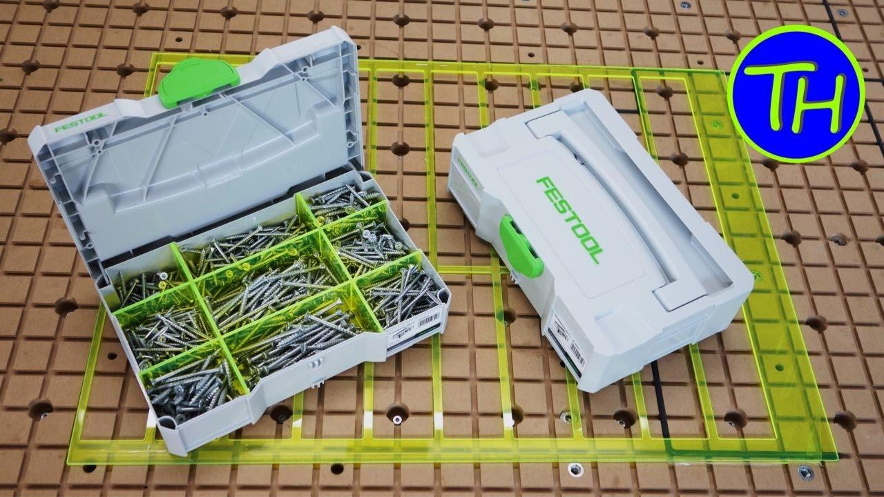 Festool 499622 Systainer Mini T-LOC