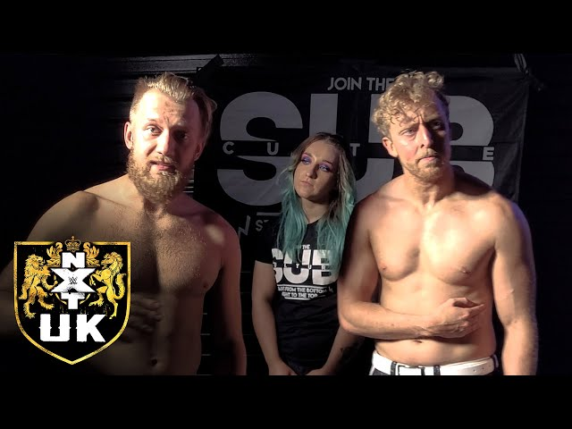 Subculture will not lose focus on why they are in NXT UK: NXT UK July 22, 2021