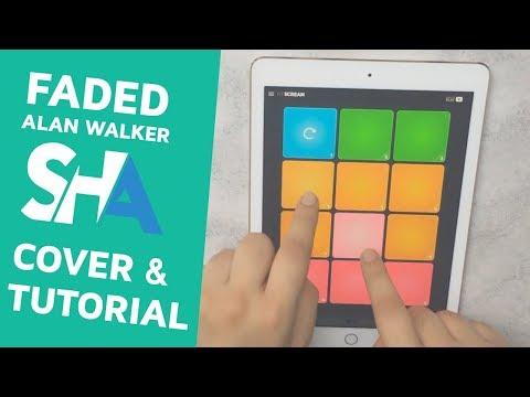 Super Pads - Faded (Alan Walker) | SHAvibe