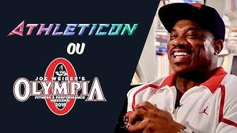Mr. Olympia ou Athleticon - Qual será o último show de Dexter Jackson? - Pagando bem, que mal tem 😂