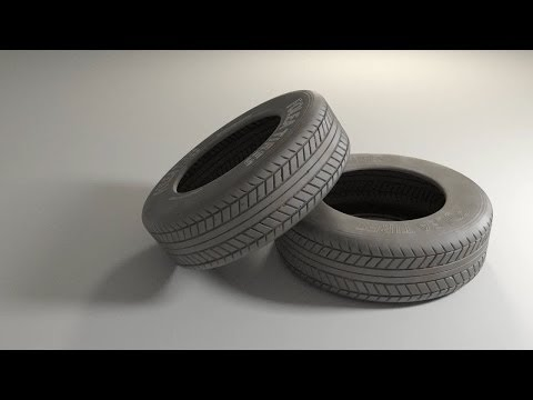 Tutorial Tuesdays Episode 13: Learn How to Make a Tire!