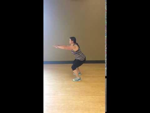 Easier Squat Form