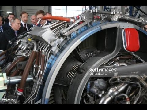 BREAKTHROUGH: Putin Launches Manufacturing of Turbine Engines for Ships in Russia