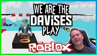 Is It Getting Easier | Roblox Mega Fun Obby EP-39 | We Are The Davises Gaming