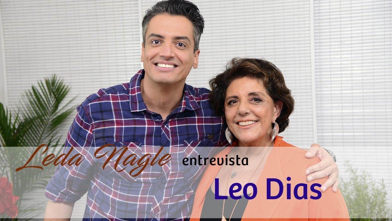 Como não ler as notícias de Leo Dias?Jornalista de O Dia,FM O Dia, Fofocalizando/SBT