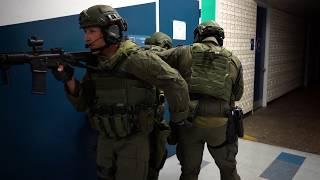 American Blast Systems: Active Shooter Ballistic Shield Promo