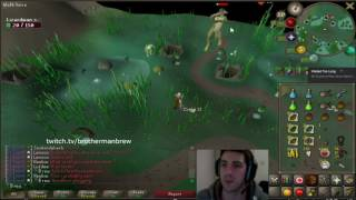 BEST RUNESCAPE TWITCH LIVESTREAM MOMENTS COMPILATION #17