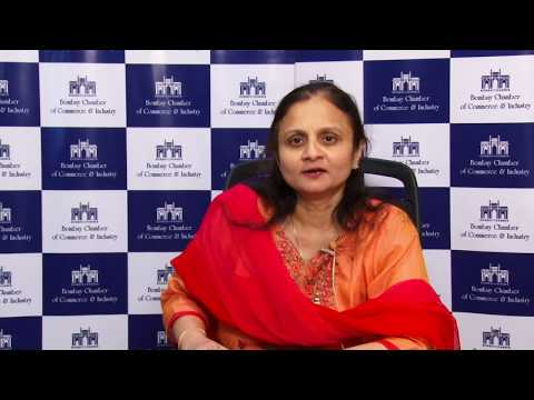 #Budget2018 Ms. Pinky Mehta  Chairperson, Indirect Tax Committee, Bombay Chamber