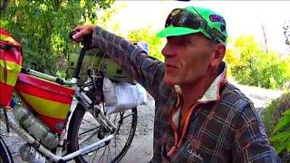 1часть. Одиночный велопоход по Восточному Казахстану.