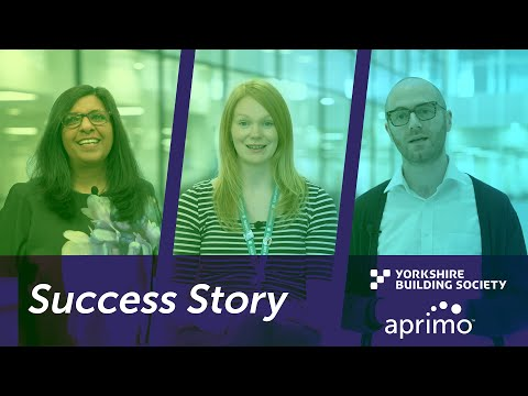 Yorkshire Building Society Utilizes Aprimo as Part of its Digital Transformation