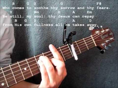 Be Still My Soul chords by Selah - Worship Chords