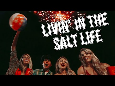 Livin' In The Salt Life Andy Pursell   Salt Life Music Video