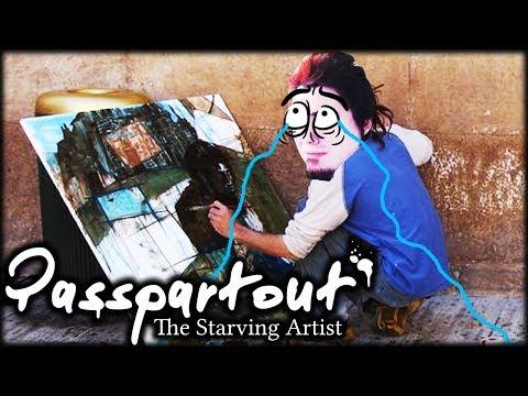 LA DURA Y TRISTE VIDA DE UN ARTISTA HAMBRIENTO. | Passpartout: The Starving Artist