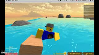 I got too see zyleak in a roblox game