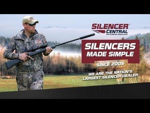 Silencer Central at Norfolk Gun Show 2020