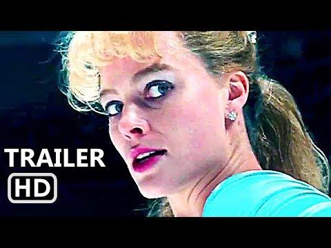 I, TONYA   2018 Margot Robbie, Sebastian Stan, Drama Movie HD