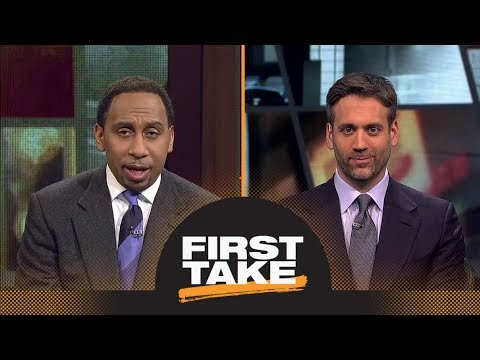 Stephen A. and Max debate if Andrew Luck should be optimistic about NFL return | First Take | ESPN