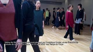 Extraits du stage Qi Dance du 14 et 15 avril 2018 aux Temps du Corps
