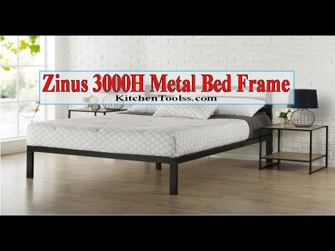 Zinus Modern Studio Platform 3000H Metal Bed Frame