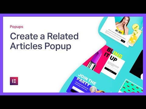 Create a Related Posts Popup in WordPress
