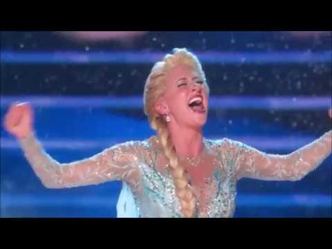 Let It Go - Caissie Levy (Frozen The Musical 72nd Tony Awards)