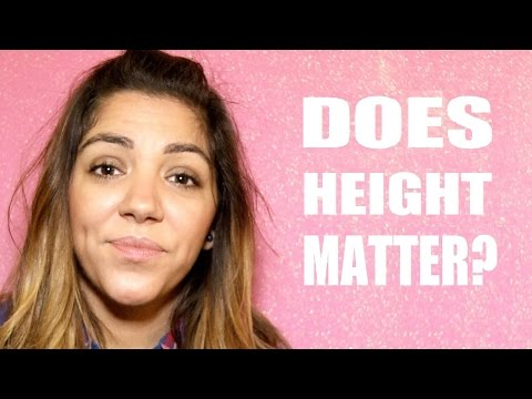 does height matter