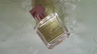 Maison Francis Kurkdjian - APOM Femme Review