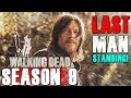 The Walking Dead Season 9 Second Half - Daryl is Now the Last Man Standing!