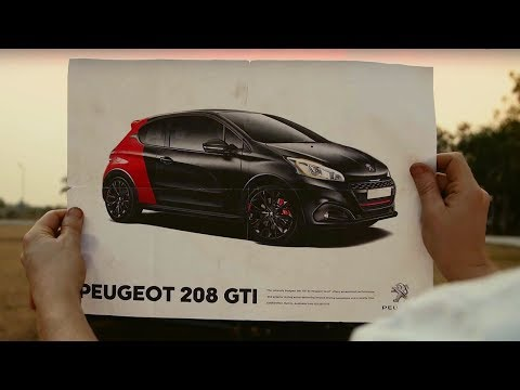 Recreating the Peugeot 206 Advert 'The Sculptor' | Top Gear
