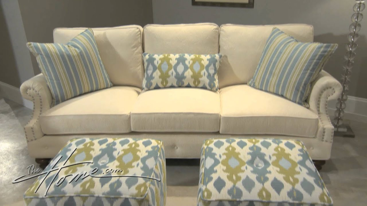 Hooker Furniture Introduces Sam Moore Sofas