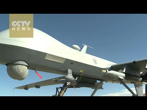 Why the US has a shortage of military drone pilots