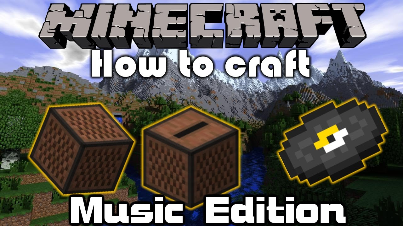 How To Craft Jukebox In Minecraft