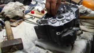 come smontare il motore minarelli am5 4 5