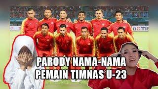 Video Parody Via Vallen - Meraih Bintang (Nama-Nama Pemain Timnas U-23)    Cover Syasya Ai download MP3, 3GP, MP4, WEBM, AVI, FLV Agustus 2018