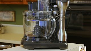 Breville All in One Immersion Blender and Food Processor Unboxing BSB530XL
