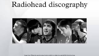Radiohead discography