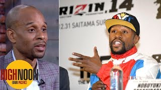 Why did Floyd Mayweather back out of $88M fight? | High Noon