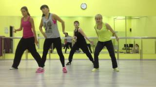 Horeography by Laure Courtellemont/ ragga jam dance Elvina Sadikova