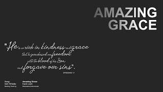 Amazing Grace played on Irish Tin Whistle