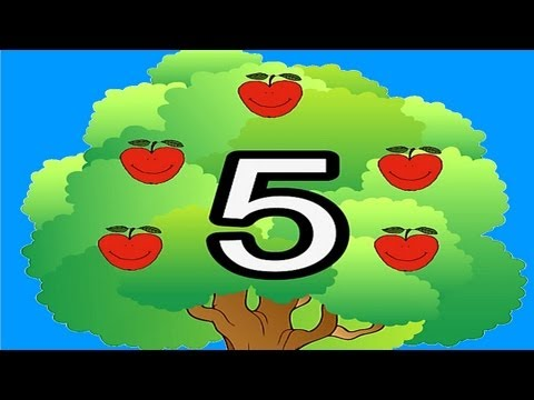 Way Up High in an Apple Tree  Apple Song for Kids  Childrens Song  The Learning Station